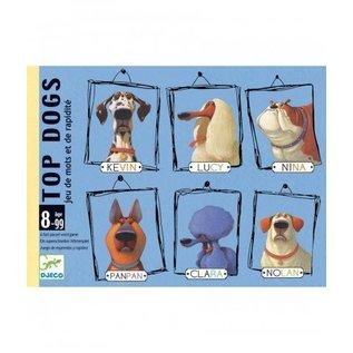 Djeco Djeco kaartspel - Top Dogs DJ05099