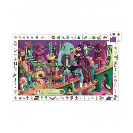 Djeco Djeco Observatie puzzel - Video game - 200 stukjes