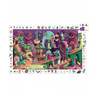 Djeco Djeco Observatie puzzel - Video game - 200 stukjes DJ07560