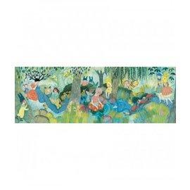 Djeco Djeco puzzel - River party - 350 stukjes