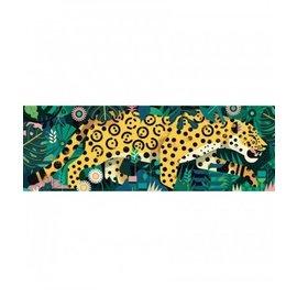 Djeco Djeco puzzel 1000 stukjes - luipaard