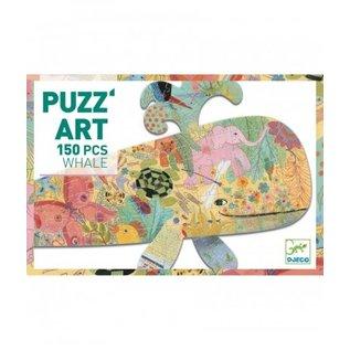 Djeco Djeco puzzel 150 stukjes - Walvis - DJ07658