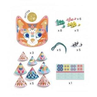 Djeco Djeco knutselset  windgong - Kitty - DJ07955