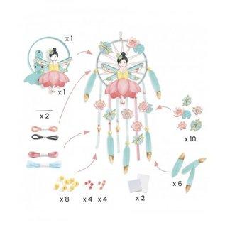 Djeco Djeco knutselset dromenvanger - Lotus - DJ07963