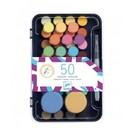 Djeco Djeco plakkaatverf 50 kleuren