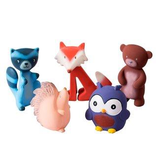 Tikiri Tikiri Bijt & bad speelgoed - Uil