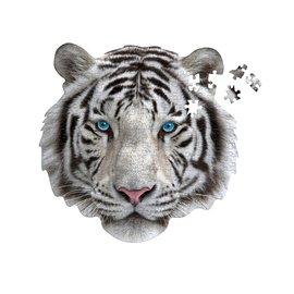 Madd Capp Puzzel I AM Mini - White Tiger