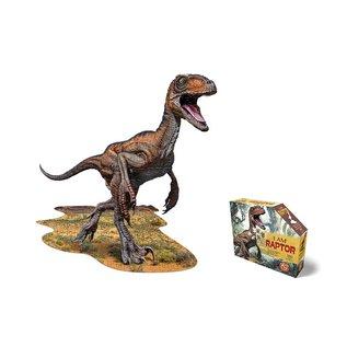 Madd Capp Puzzel I AM - Raptor 100 stukjes