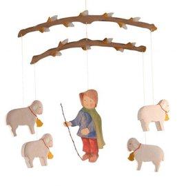 Ostheimer Ostheimer Mobiel - Herder met schaapjes