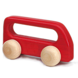 Ostheimer Ostheimer Bus rood klein