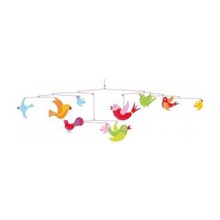 Djeco Djeco Mobiel - Vrolijke vogels - DD04311