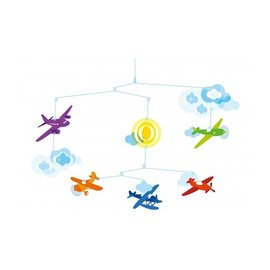 Djeco Djeco Mobiel - Vliegtuigjes