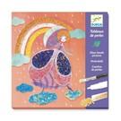 Djeco Djeco Kralenschilderijen - Feeën