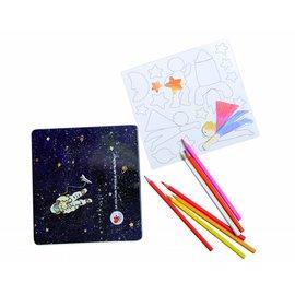 Egmont Toys Magnetische astronauten set