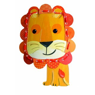 Egmont Toys Rijg-kit leeuw