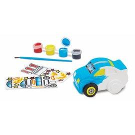 Melissa & Doug Melissa and Doug DIY raceauto spaarpot