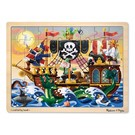 Melissa & Doug Melissa and Doug Puzzel Piraten avontuur