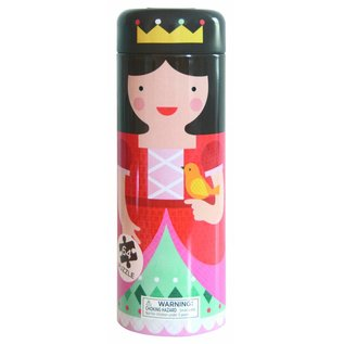 Petit Collage Petit Collage prinsessenpuzzel in spaarpot