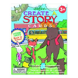Eeboo Tell me a story cards