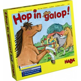 Haba Haba Hop in galop