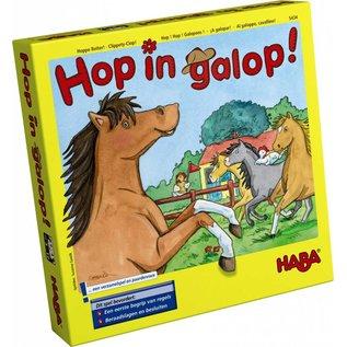 Haba Haba Hop in galop