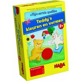 Haba Haba Teddy's kleuren en vormen