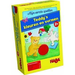 Haba Haba Mijn eerste spellen Teddy's kleuren en vormen