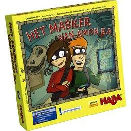 Haba Haba Het masker van Amon Ra