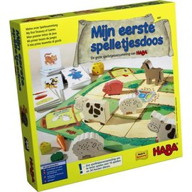 Haba Haba Mijn eerste spelletjesdoos
