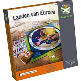 Haba Haba Terra Kids Landen van Europa