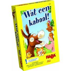 Haba Haba Wat een kabaal!