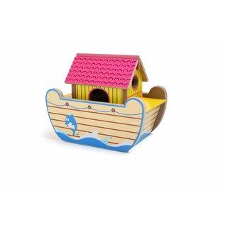 Small Foot Bouwpakket Ark van Noach