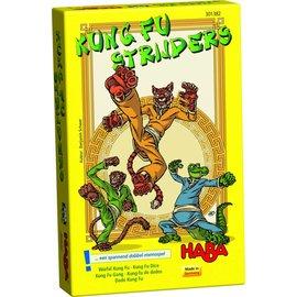 Haba Haba Kung fu strijders