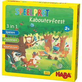 Haba Haba Speelpret Kabouterfeest