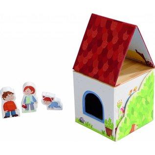 Haba Haba - Een wereld in een doosje - Mijn kleine huisje