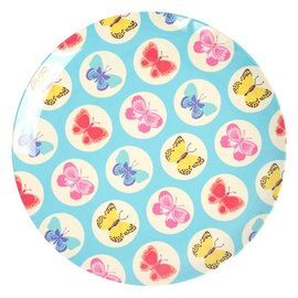 Ginger Happy Butterflies melamine bord