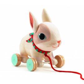 Djeco Djeco trekfiguur konijn Colin