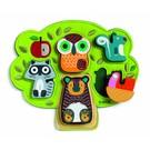 Djeco Djeco houten puzzel 'Oski'