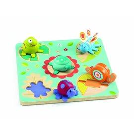 Djeco Djeco houten puzzel 'Lilo'