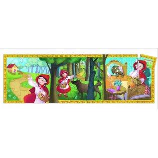 Djeco Djeco puzzel Roodkapje