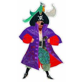 Djeco Djeco vloerpuzzel Elliot de Piraat