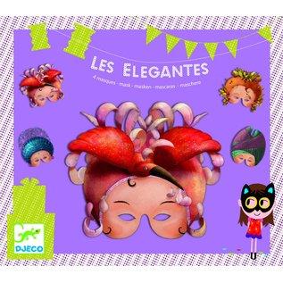 Djeco Djeco maskers Elegant