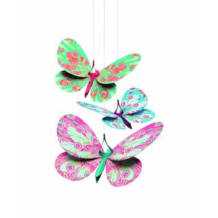 Djeco Djeco vlinder mobiel