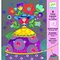 Djeco Djeco kraskaarten 'Het bal van de chique dames'