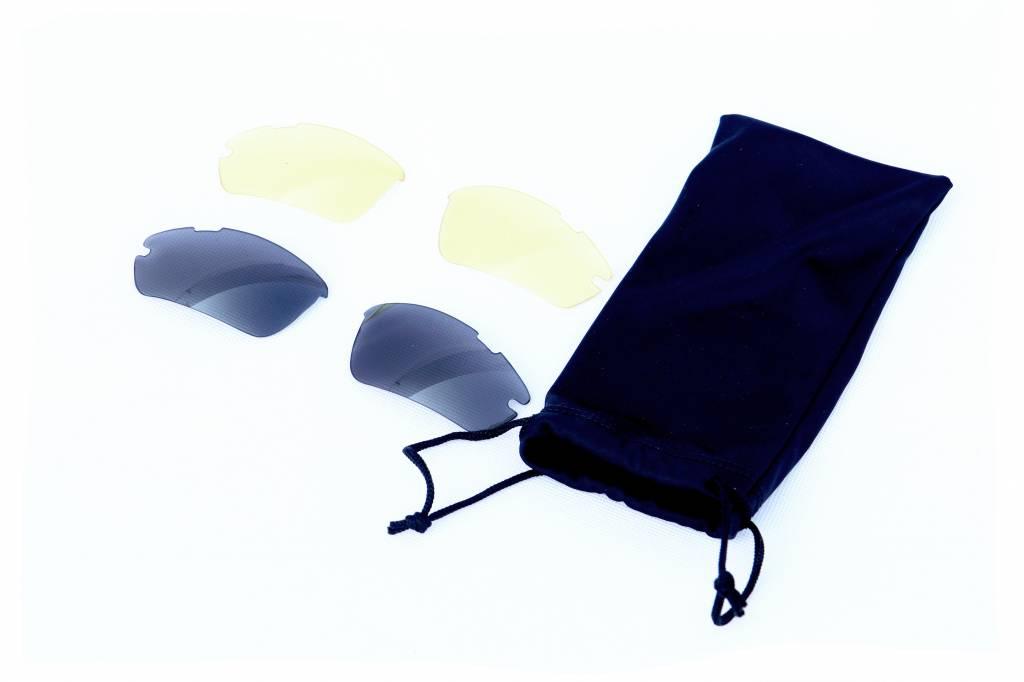 barnett GLASS-1 Sluneční brýle, černé
