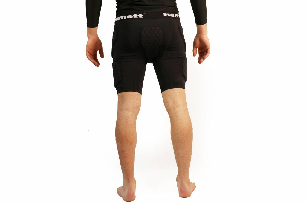 barnett barnett PACK PROTECTIVE PANTS sada kalhoty + kompresní kalhoty (krátké)