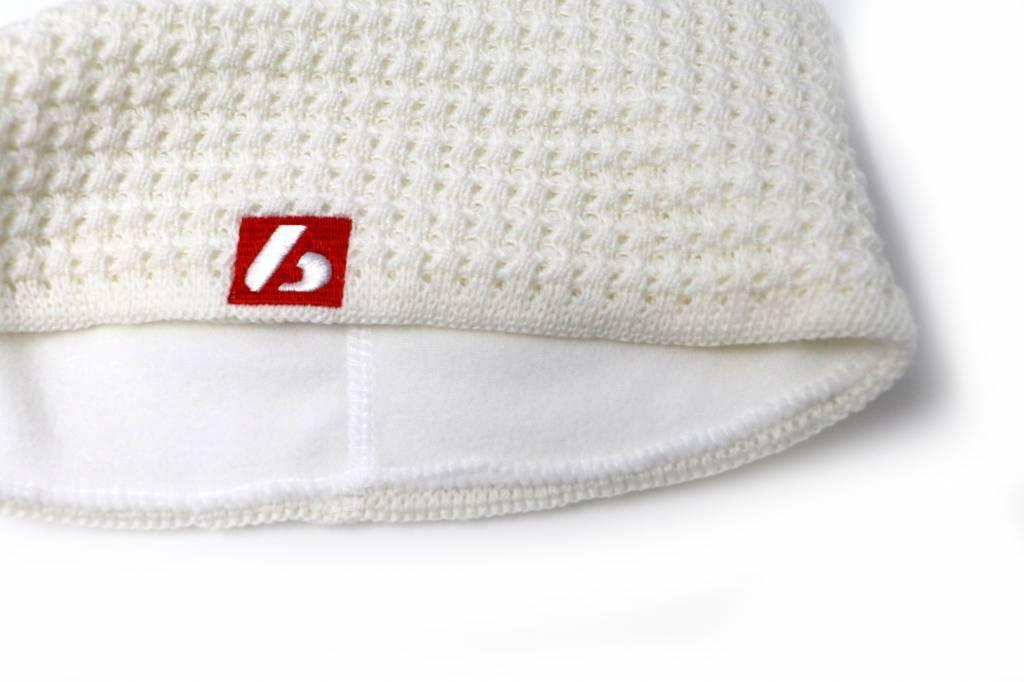 barnett M4 Zimní čelenka, bílá