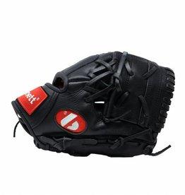 """barnett GL-110 Soutěžní baseballová rukavice, infield 11"""", černá"""
