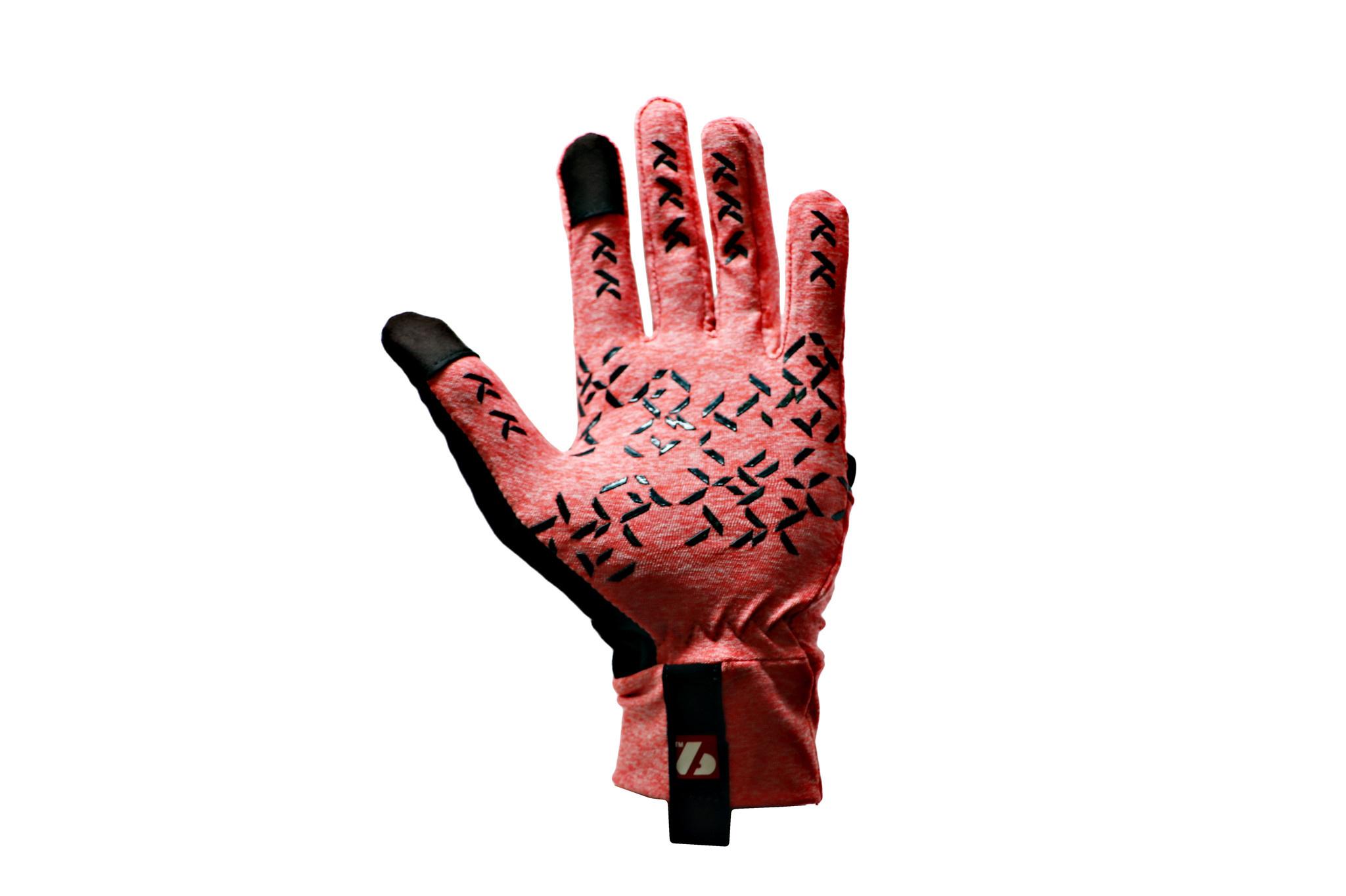 barnett NBG-13 Zimní palčáky růžová (-5/-10°C)