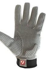 barnett FLG-02 Rukavice na americký fotbal, nová generace, lineman, OL,DL, šedá